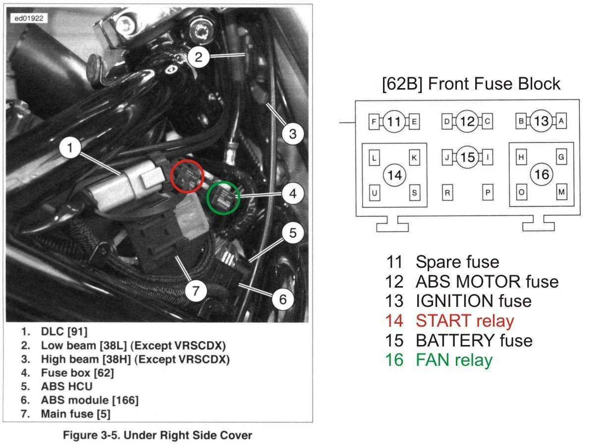 Harley Davidson Fuse Box Diagram Manual Of Wiring 2003 Images Gallery