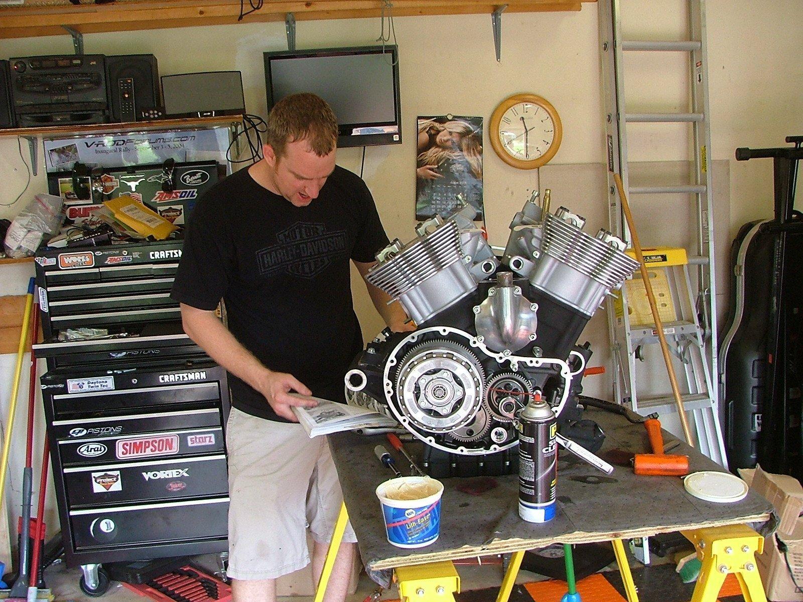 Caption This: - 1130cc com: The #1 Harley Davidson V-Rod Forum