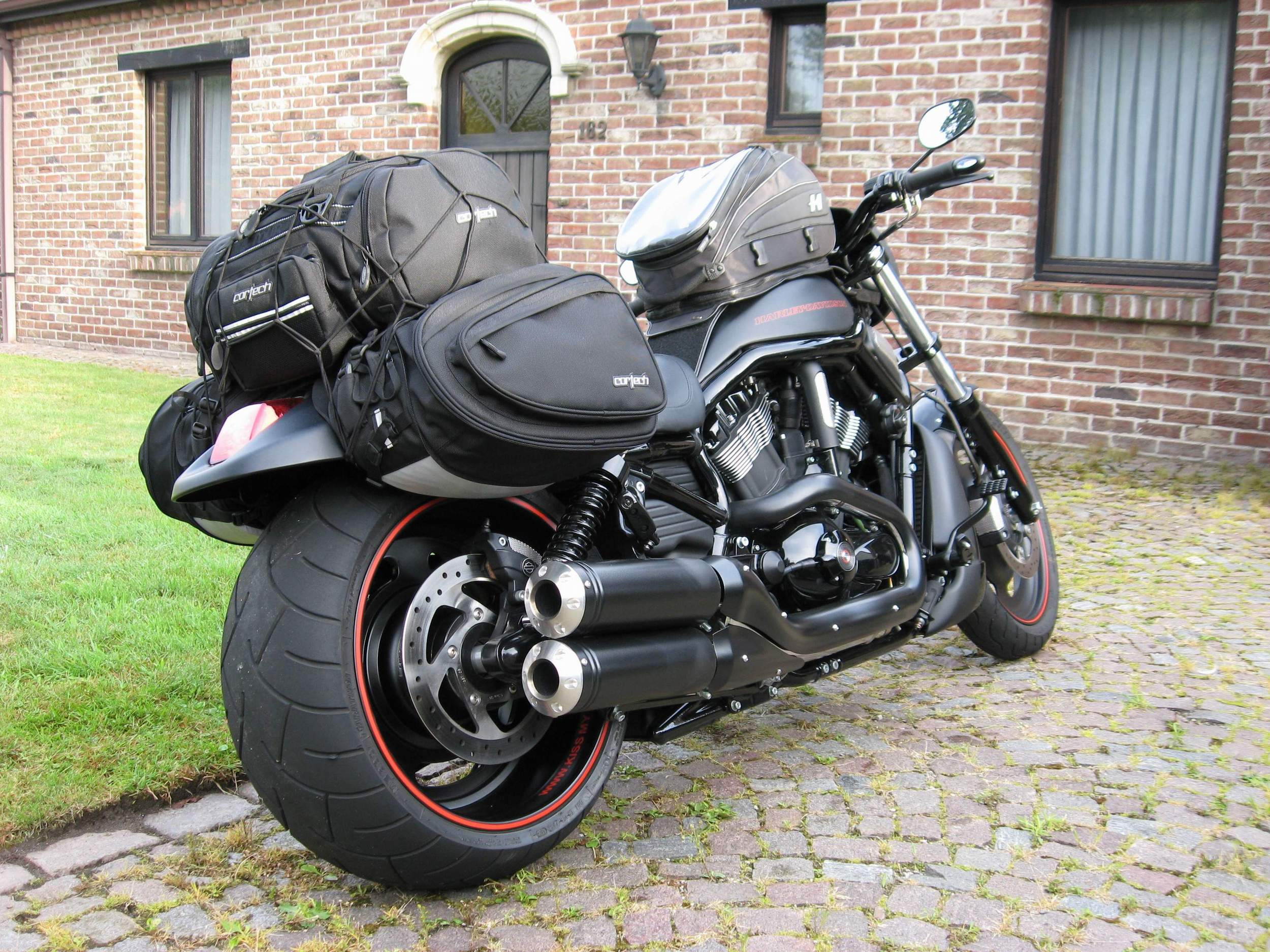 Cortech Bags Harley Davidson V Rod Forum