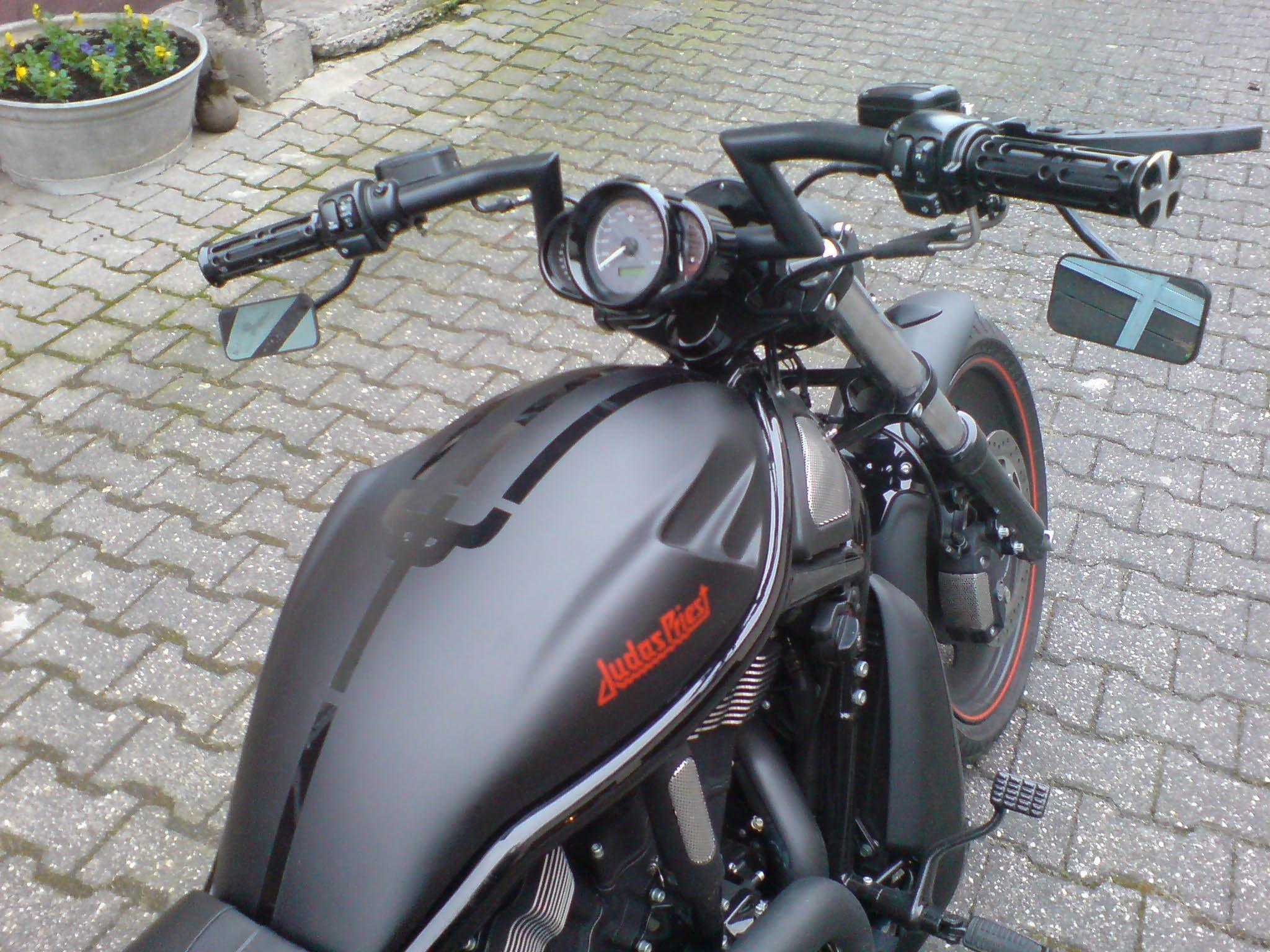 Z Handlebar On Night Rod Special 2011 Anyone Installed Harley Davidson V Rod Forum