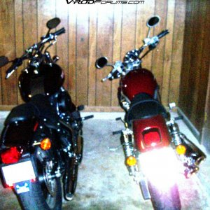 Night train and Vrod4