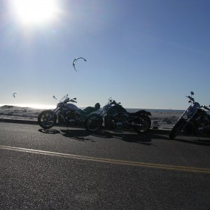 v-rods and san diego