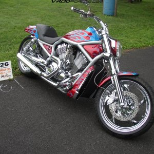 Waugh HD Bike Show 2004 #2