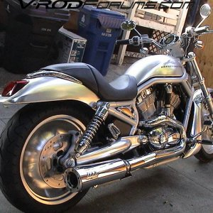 my v rod for sale