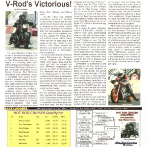 V Rods Victorious