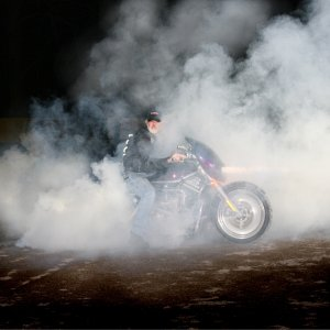 Night Burnout