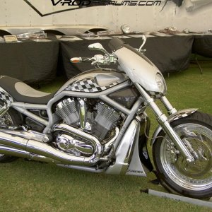 Breathless Performance V-ROD