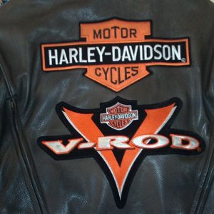 Vrod Patch on my jacket!