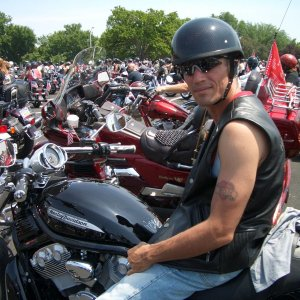 At Rolling Thunder 2006