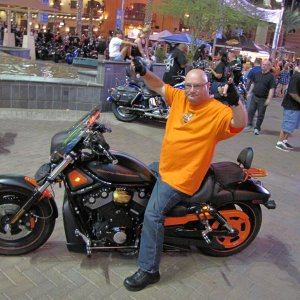 Westgate Bike Night & Vrods