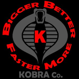 Kobra Co. Bbfm Cobra Logo