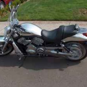 2004 Vrod For Sale In Oregon