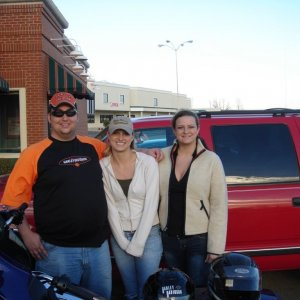 Ride to Coweta, OK